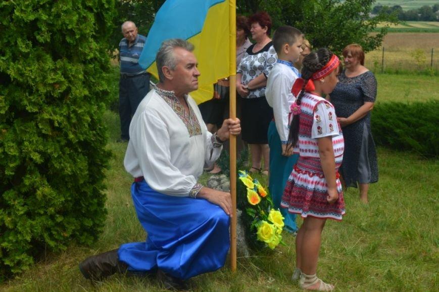 На Рівненщині вшанували пам'ять загиблих козаків (Фото), фото-7