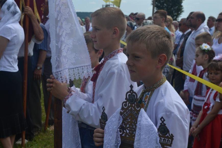 На Рівненщині вшанували пам'ять загиблих козаків (Фото), фото-6
