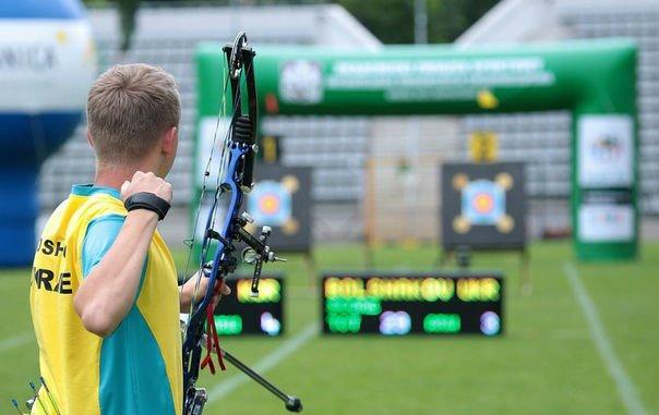 Із чужими стрілами та луком львівський студент став чемпіоном світу зі стрільби з лука (фоторепортаж, відео), фото-1