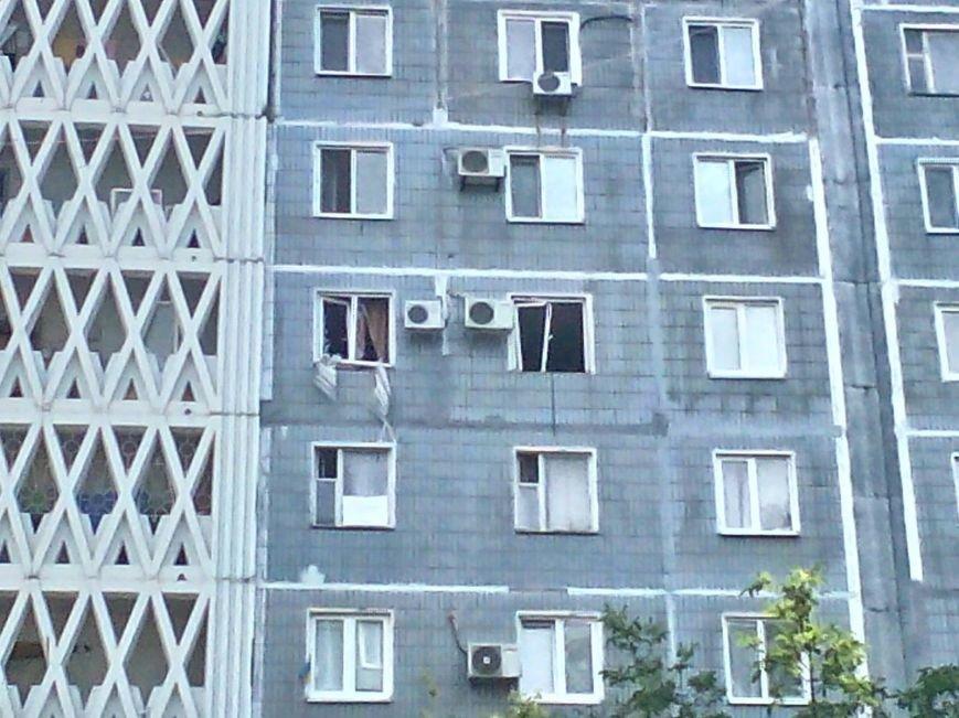 В Запорожье прогремел взрыв в многоэтажке, фото-2