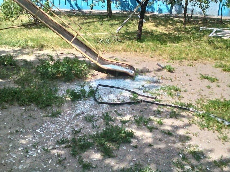 В Запорожье прогремел взрыв в многоэтажке, фото-1