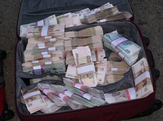 СБУ перехватила  курьера, который вез в Донецк для боевиков пять миллионов рублей (ФОТО), фото-1