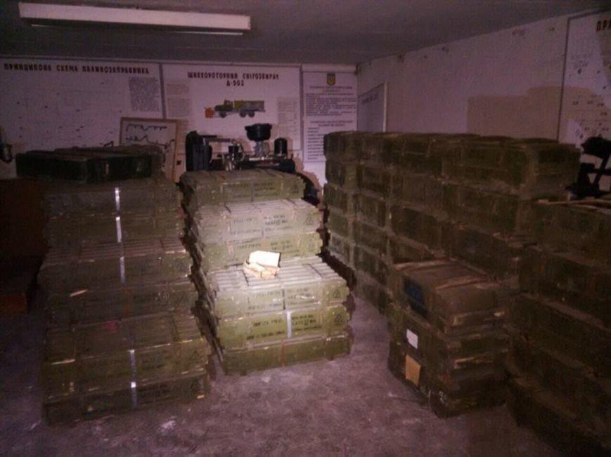 Новини із зони АТО: у Слов'янську «накрили» склад зброї бойовиків (фоторепортаж), фото-4
