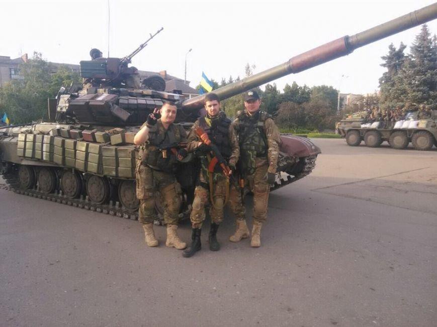 Новини із зони АТО: у Слов'янську «накрили» склад зброї бойовиків (фоторепортаж), фото-3