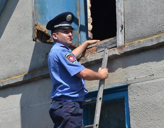 На Рівненщині дільничний інспектор допомагає родині мобілізованого (Фото), фото-1