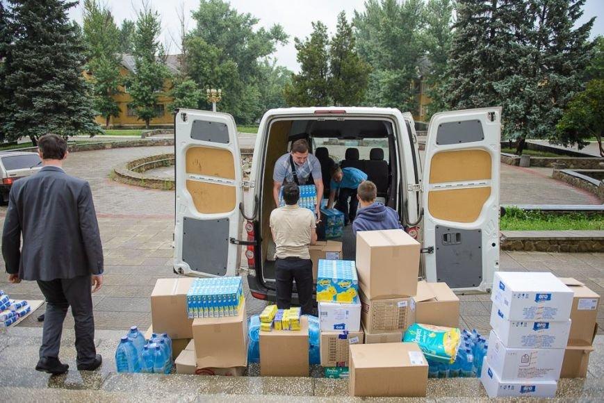 Харьков-Донбасс. Гуманитарный груз для детей необъявленной войны, фото-2