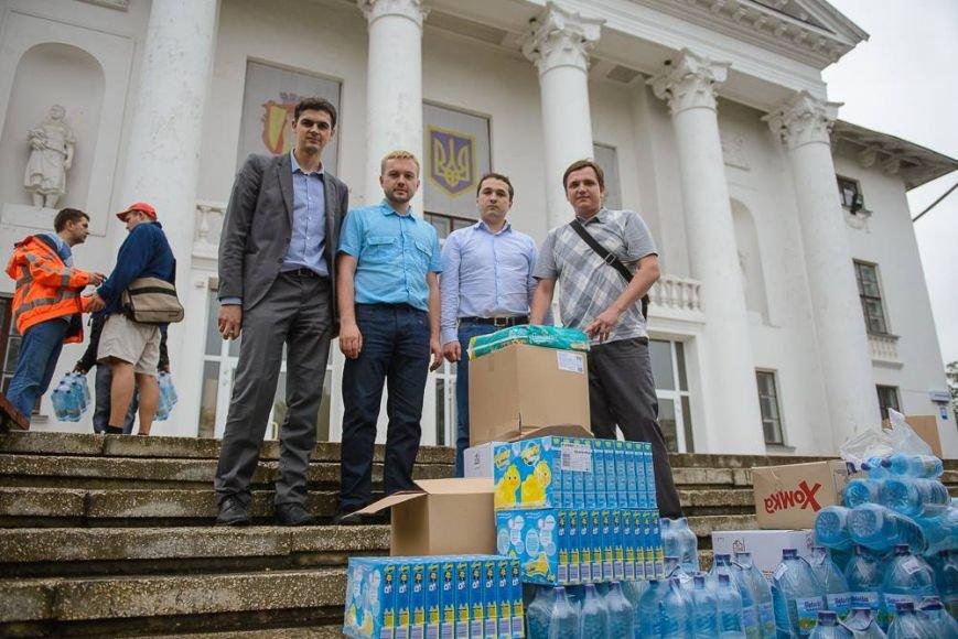 Харьков-Донбасс. Гуманитарный груз для детей необъявленной войны, фото-1