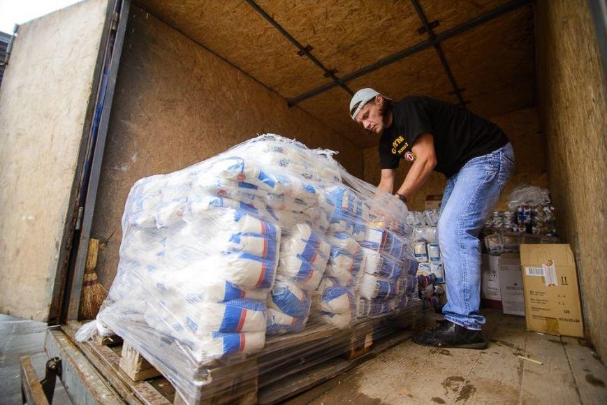 Харьков-Донбасс. Гуманитарный груз для детей необъявленной войны, фото-3