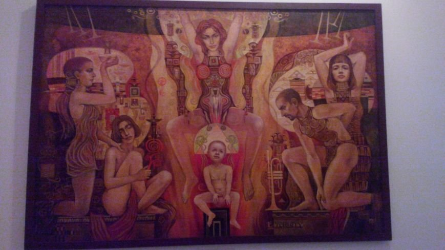 У Рівному на «Мистецьких посиденьках» було презентовано книгу «Звільнені в запас», фото-3