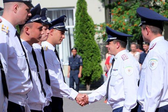 У Львові побільшало міліціонерів (фоторепортаж), фото-4