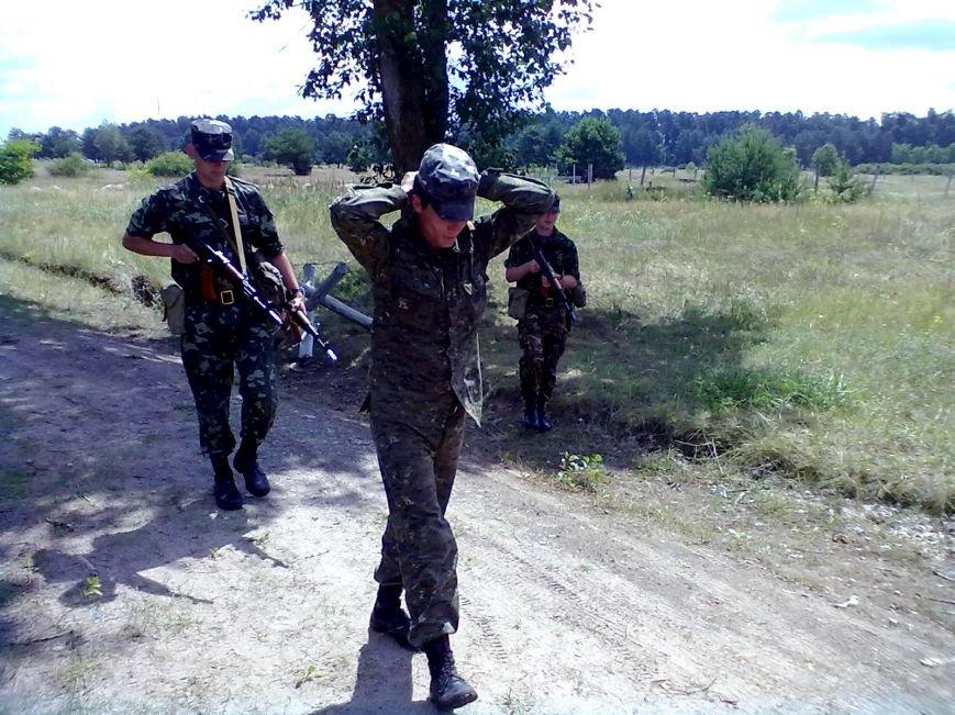На Черниговщине проведен учебно-методический сбор с офицерами-выпускниками военных вузов, фото-5