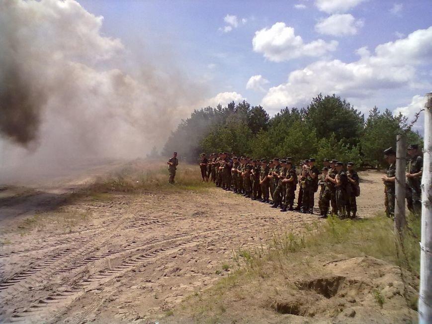 На Черниговщине проведен учебно-методический сбор с офицерами-выпускниками военных вузов, фото-4