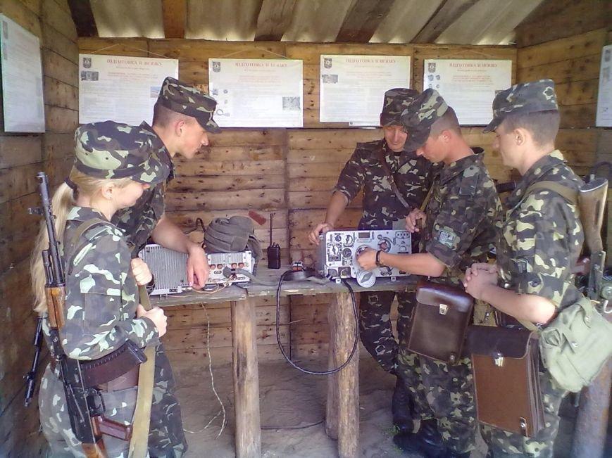 На Черниговщине проведен учебно-методический сбор с офицерами-выпускниками военных вузов, фото-3