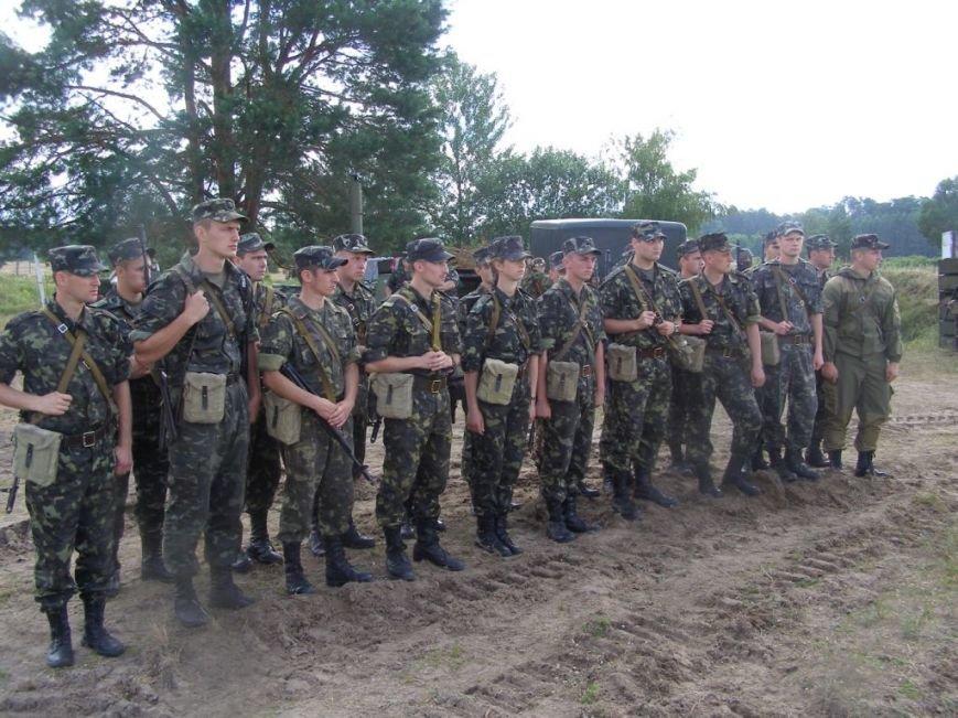 На Черниговщине проведен учебно-методический сбор с офицерами-выпускниками военных вузов, фото-2