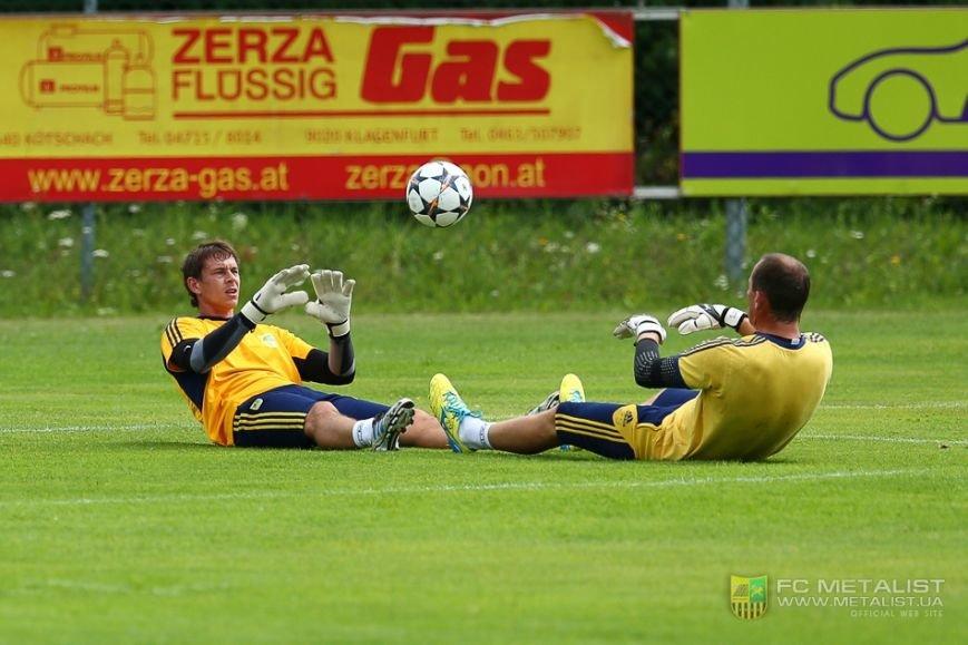 Как «Металлист» предыгровую тренировку в Австрии провел, фото-1