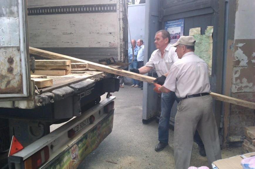В зону АТО черниговским солдатам отправили 20 тонн гуманитарной помощи, фото-8