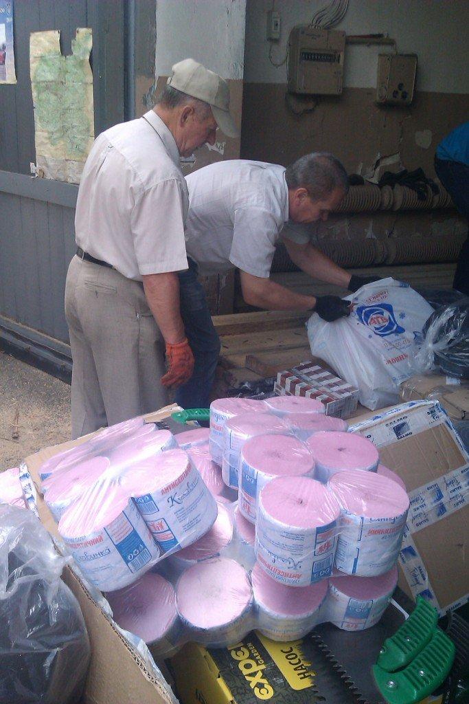 В зону АТО черниговским солдатам отправили 20 тонн гуманитарной помощи, фото-7