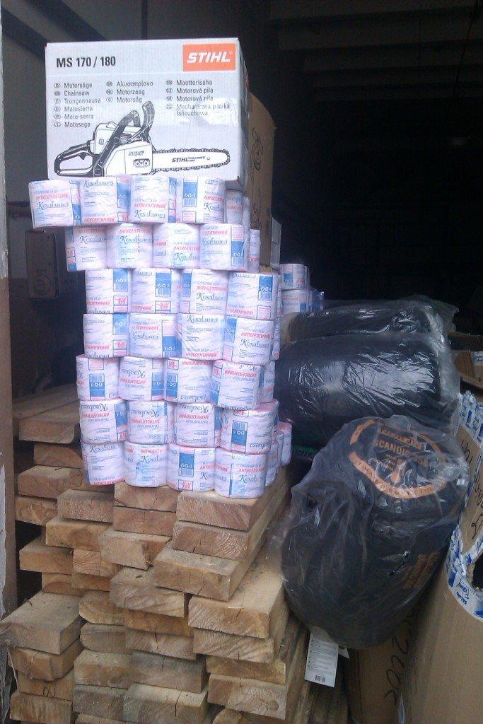 В зону АТО черниговским солдатам отправили 20 тонн гуманитарной помощи, фото-3