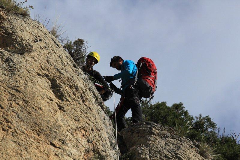 Запорожские спортсмены поставили мировой рекорд в испанских горах (ФОТО), фото-6