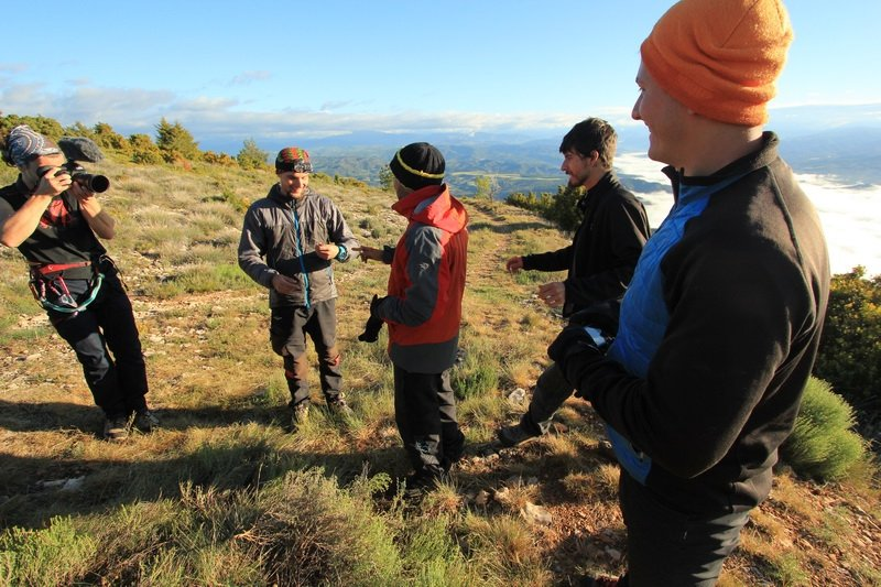 Запорожские спортсмены поставили мировой рекорд в испанских горах (ФОТО), фото-4