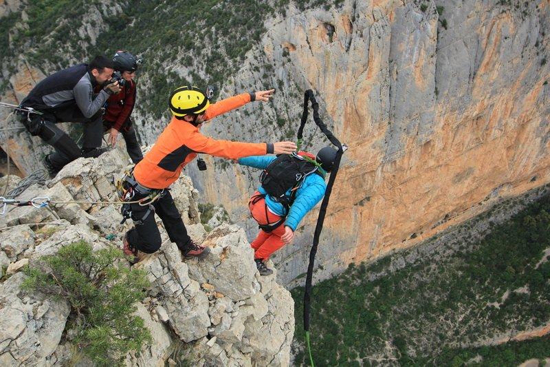 Запорожские спортсмены поставили мировой рекорд в испанских горах (ФОТО), фото-9