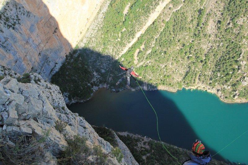 Запорожские спортсмены поставили мировой рекорд в испанских горах (ФОТО), фото-2