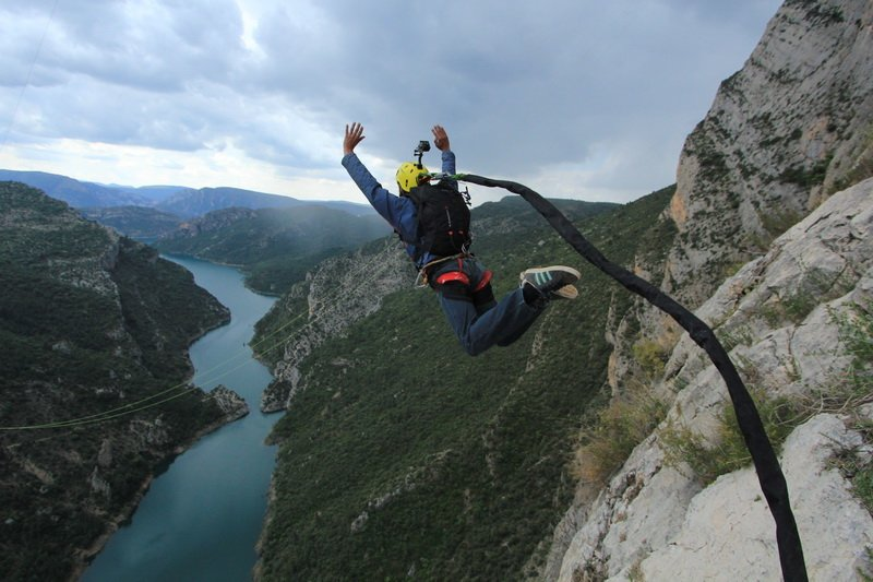Запорожские спортсмены поставили мировой рекорд в испанских горах (ФОТО), фото-11