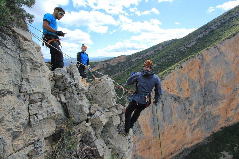 Запорожские спортсмены поставили мировой рекорд в испанских горах (ФОТО), фото-7
