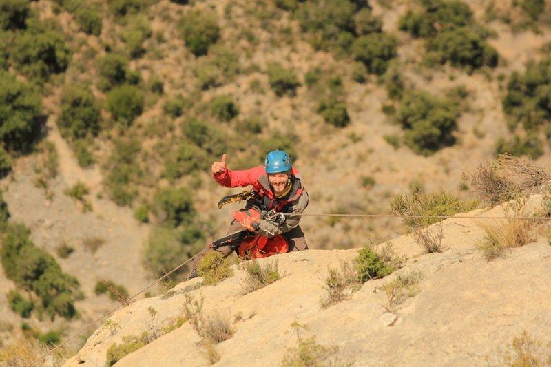 Запорожские спортсмены поставили мировой рекорд в испанских горах (ФОТО), фото-10