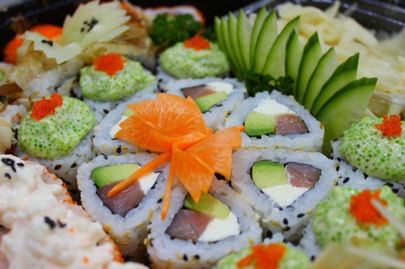 Сегодня «Самурай» дарит скидку -20% на всё меню, фото-1