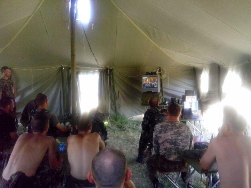 Черниговцы в армии: военные будни вчерашних гражданских, фото-2