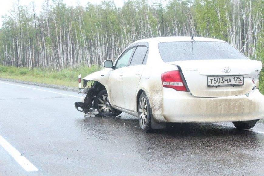 Бывшие беспризорники из Мариуполя в России оказали помощь пострадавшим в аварии (ФОТО), фото-2