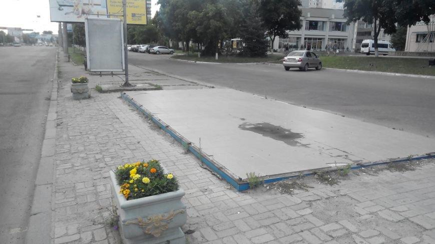 В Сумах на месте «черной остановки Сумсельмаш» установили сити-лайт (ФОТО), фото-2
