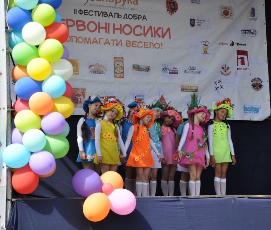 У Львові продавали червоні носики, аби зібрати гроші для лікування хворих малюків (фоторепортаж), фото-19