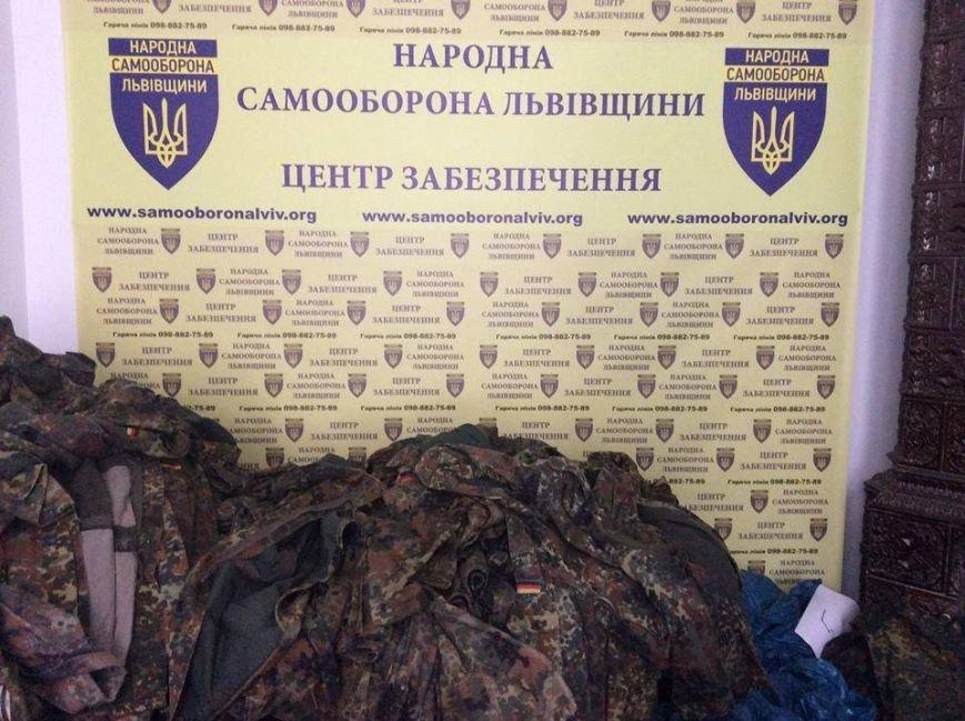 У львівській самообороні підготували чергову передачу на фронт (ФОТО), фото-3
