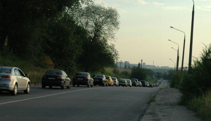 Подробности ДТП на мосту в Запорожье: водителю легковушки стало плохо за рулём (ФОТО), фото-2