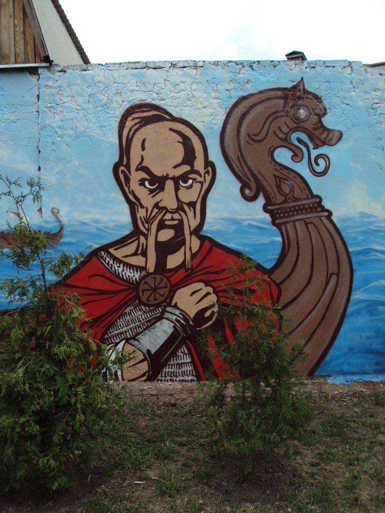 Новый шедевр уличного искусства появился в Чернигове, фото-7