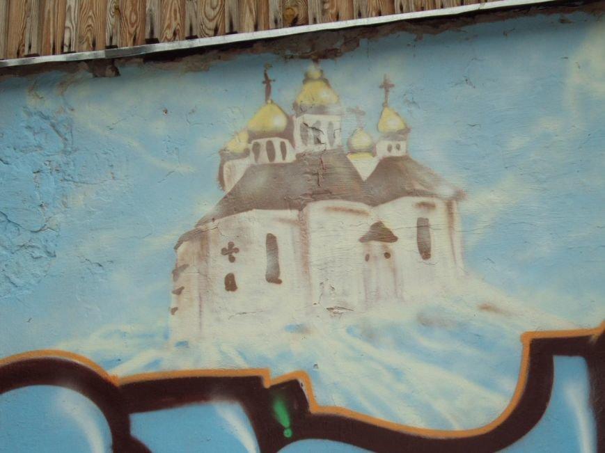 Новый шедевр уличного искусства появился в Чернигове, фото-1