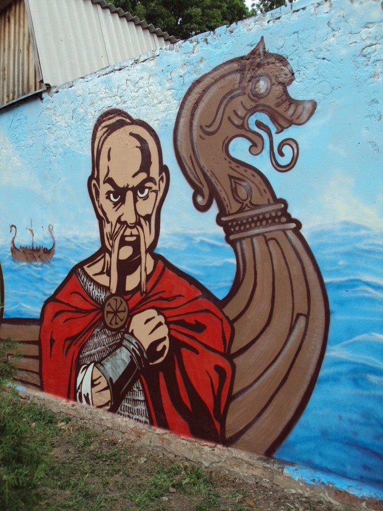 Новый шедевр уличного искусства появился в Чернигове, фото-6