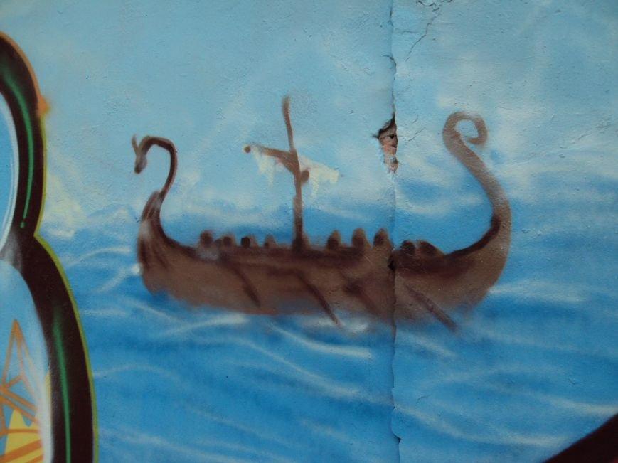 Новый шедевр уличного искусства появился в Чернигове, фото-8