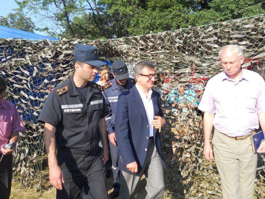 Красноармейск посетил губернатор Донецкой области Сергей Тарута (ФОТО), фото-3