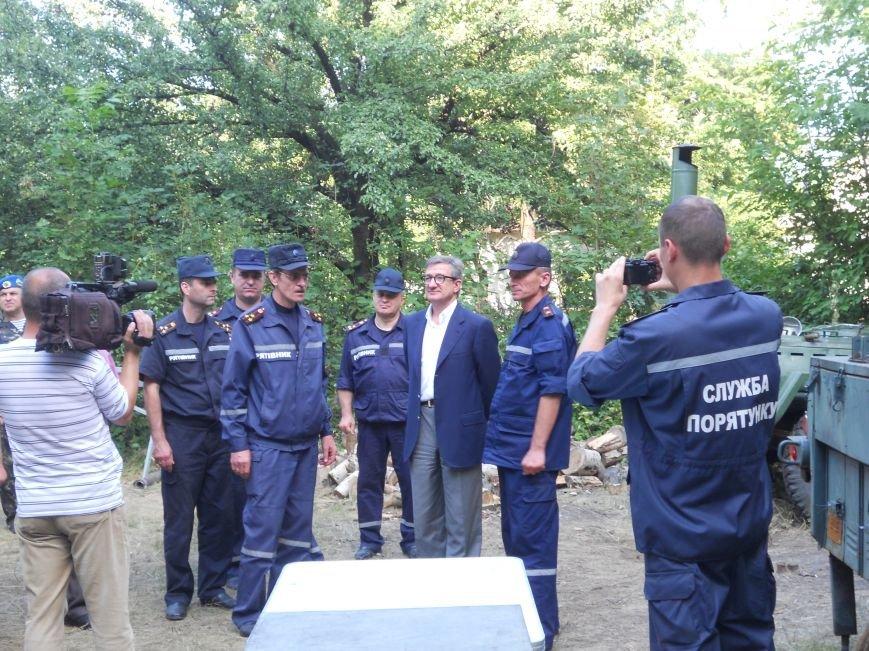 Красноармейск посетил губернатор Донецкой области Сергей Тарута (ФОТО), фото-4
