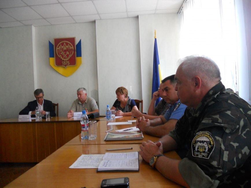 Красноармейск посетил губернатор Донецкой области Сергей Тарута (ФОТО), фото-1