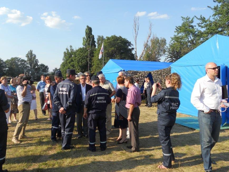 Красноармейск посетил губернатор Донецкой области Сергей Тарута (ФОТО), фото-5
