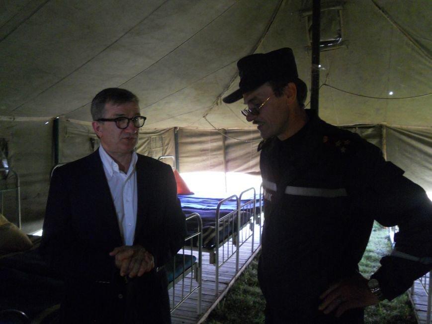 Красноармейск посетил губернатор Донецкой области Сергей Тарута (ФОТО), фото-7