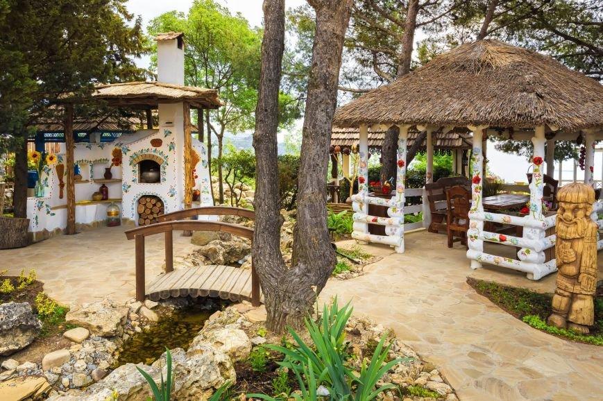 Ресторан «Горка» – первый этно-ресторан на Южном берегу Крыма!, фото-3