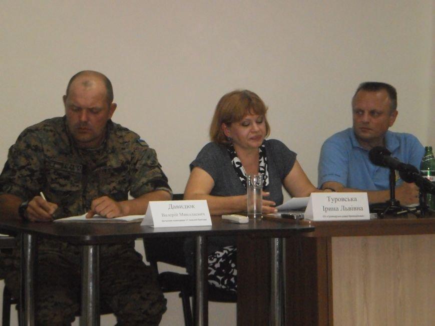 Криворожские Общественные организации отчитались за собранные деньги, фото-1