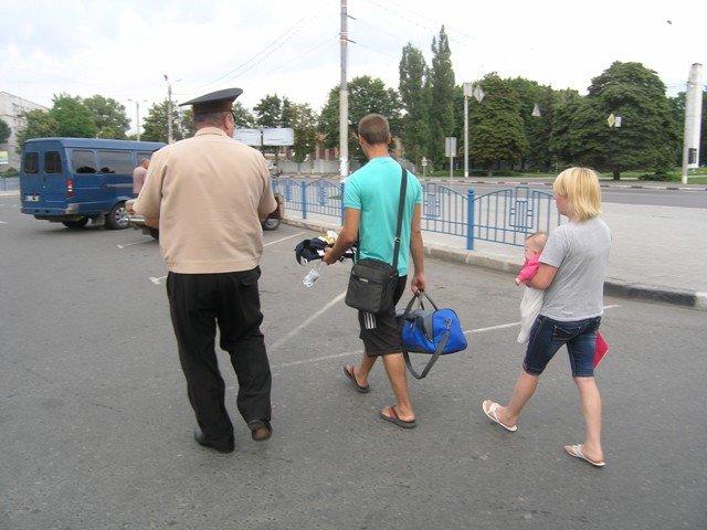 В Сумы продолжают пребывать переселенцы из районов проведения АТО, фото-1
