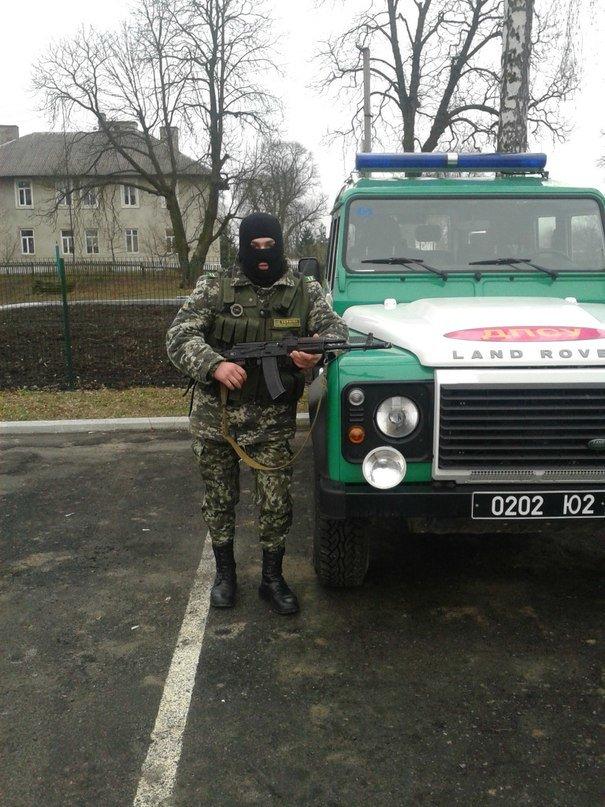 Сепаратисти захопили у полон 20-річного львів'янина (фоторепортаж), фото-7