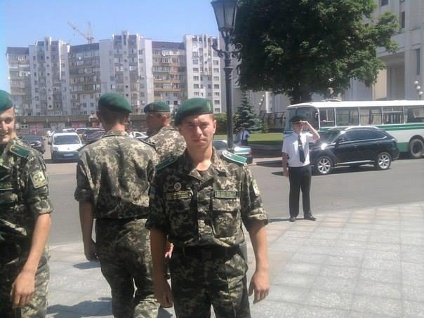 Сепаратисти захопили у полон 20-річного львів'янина (фоторепортаж), фото-2